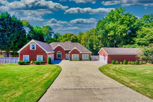 1725 Pine Road, Dacula, GA 30019 (MLS #6784683) :: Kennesaw Life Real Estate