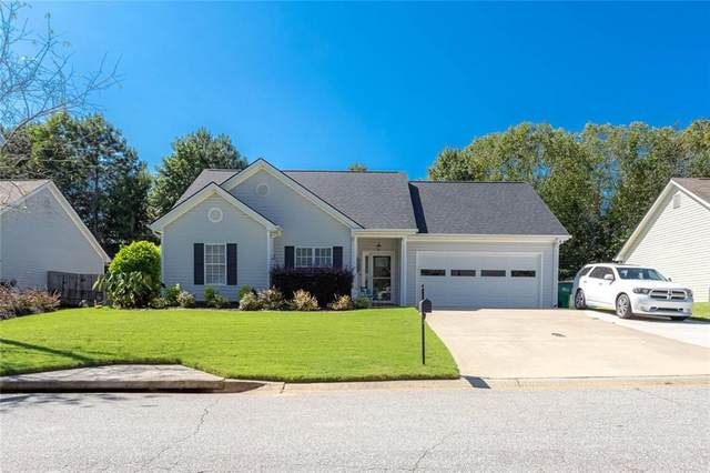 124 Carl Barrett Drive, Canton, GA 30115 (MLS #6784727) :: North Atlanta Home Team