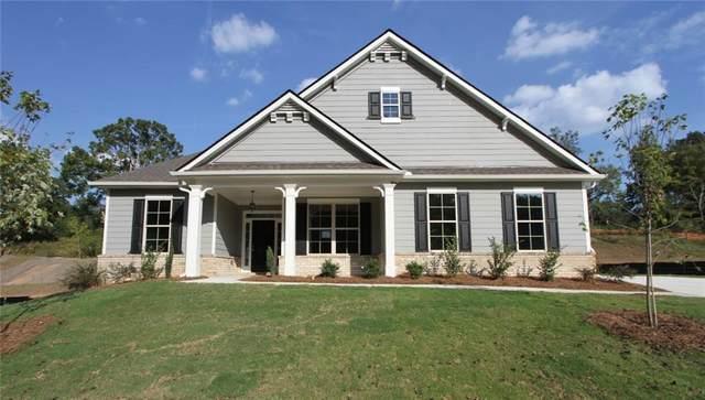 399 Carmichael Circle, Canton, GA 30115 (MLS #6784734) :: Path & Post Real Estate