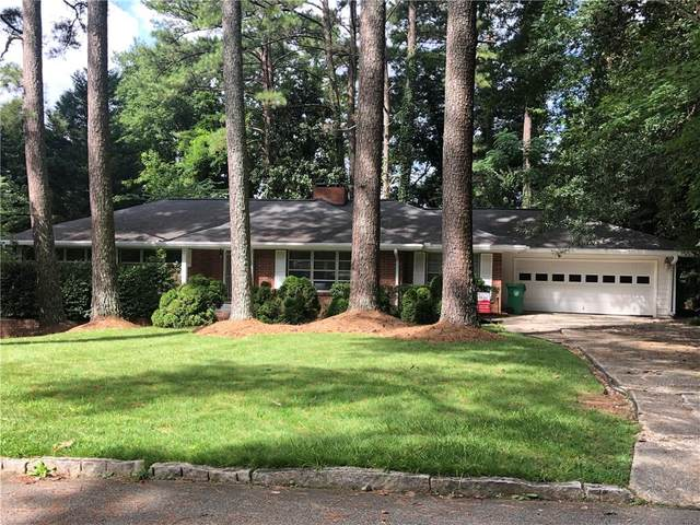 1962 Forest Green Drive NE, Atlanta, GA 30329 (MLS #6784743) :: North Atlanta Home Team