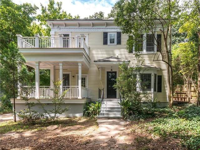 411 S Candler Street, Decatur, GA 30030 (MLS #6784764) :: The Hinsons - Mike Hinson & Harriet Hinson