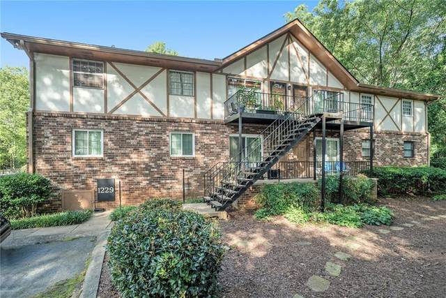 1229 Church Street D, Decatur, GA 30030 (MLS #6784766) :: North Atlanta Home Team