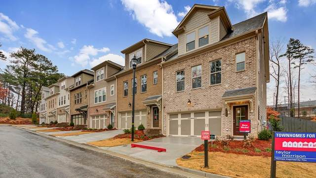 1571 Ridgebrook Downs Street SE #138, Mableton, GA 30126 (MLS #6784778) :: The Butler/Swayne Team