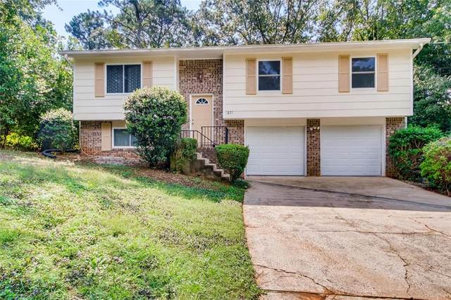 5817 Oakleaf Way, Stone Mountain, GA 30087 (MLS #6784782) :: Tonda Booker Real Estate Sales
