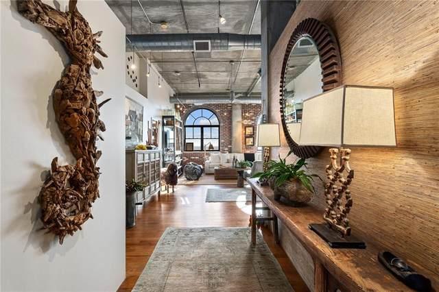 3180 Mathieson Drive NE #1406, Atlanta, GA 30305 (MLS #6784799) :: Good Living Real Estate