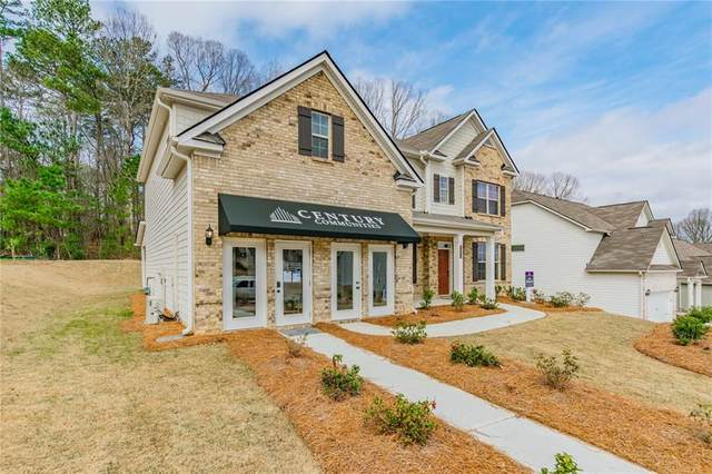 401 Carmichael Circle, Canton, GA 30115 (MLS #6784815) :: The Cowan Connection Team