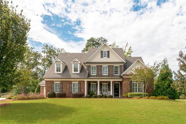 1356 Park Royal Drive NW, Kennesaw, GA 30152 (MLS #6784817) :: The Cowan Connection Team