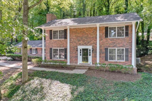 985 Wordsworth Drive, Roswell, GA 30075 (MLS #6784833) :: Scott Fine Homes at Keller Williams First Atlanta