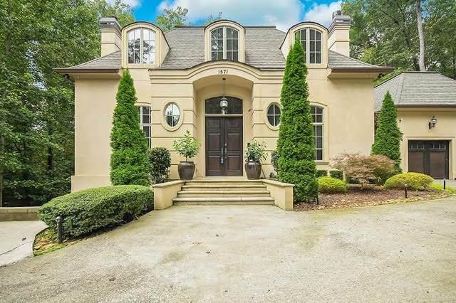 1571 Dodson Drive SW, Atlanta, GA 30311 (MLS #6784845) :: Rock River Realty