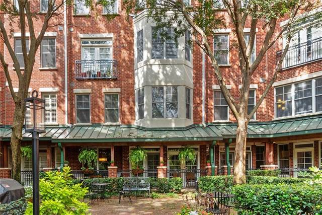 850 Piedmont Avenue NE #3110, Atlanta, GA 30308 (MLS #6784852) :: Vicki Dyer Real Estate