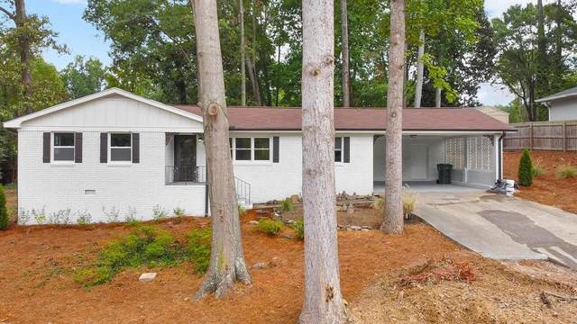 893 Church Street SE, Smyrna, GA 30080 (MLS #6784870) :: Dillard and Company Realty Group