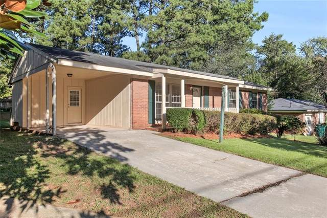 2740 Carolyn Drive SE, Smyrna, GA 30080 (MLS #6784873) :: The Heyl Group at Keller Williams
