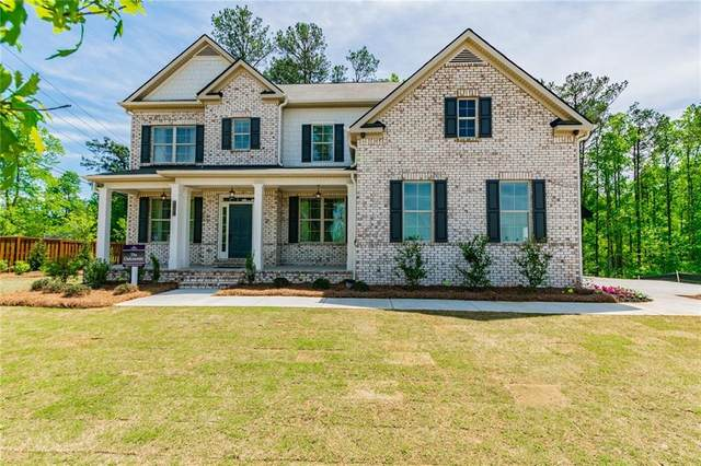 397 Carmichael Circle, Canton, GA 30115 (MLS #6784893) :: The Cowan Connection Team