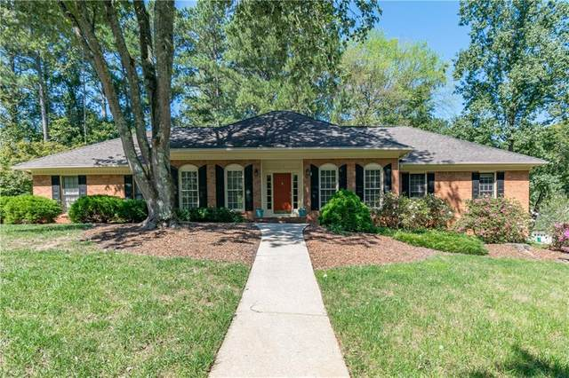 5280 Bannergate Drive, Johns Creek, GA 30022 (MLS #6784896) :: North Atlanta Home Team