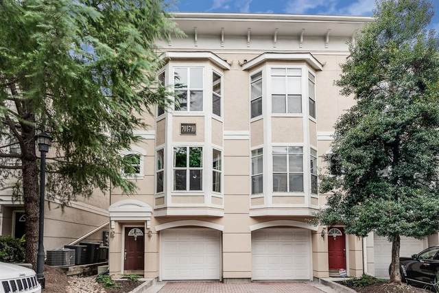 375 Highland Avenue NE #710, Atlanta, GA 30312 (MLS #6784900) :: North Atlanta Home Team