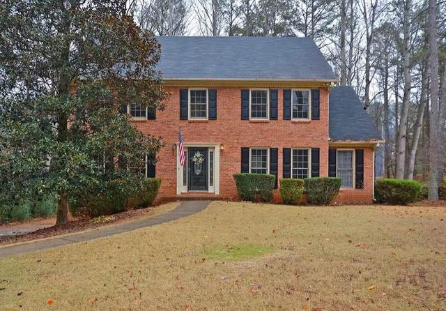 1641 Desford Court SW, Marietta, GA 30064 (MLS #6784935) :: The Heyl Group at Keller Williams