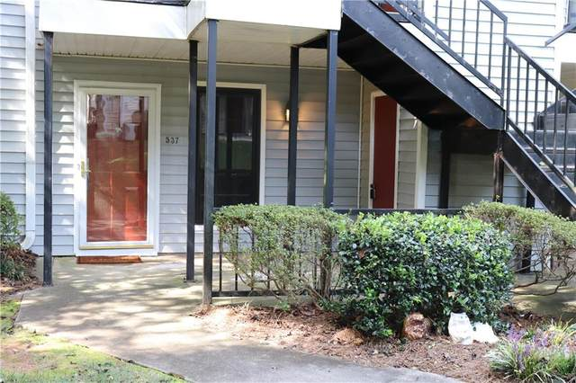 537 Windchase Lane, Stone Mountain, GA 30083 (MLS #6784944) :: Rock River Realty