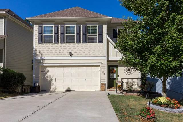 324 India Lane, Canton, GA 30114 (MLS #6784974) :: Tonda Booker Real Estate Sales