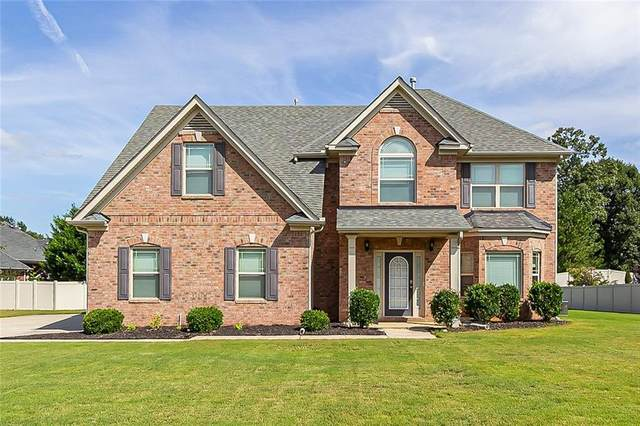 405 Lilywood Drive, Mcdonough, GA 30253 (MLS #6785010) :: North Atlanta Home Team