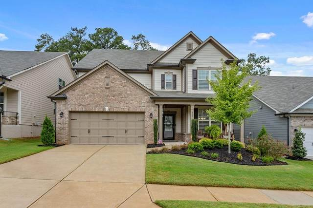 319 Chesterfield Cove, Woodstock, GA 30189 (MLS #6785036) :: The Hinsons - Mike Hinson & Harriet Hinson