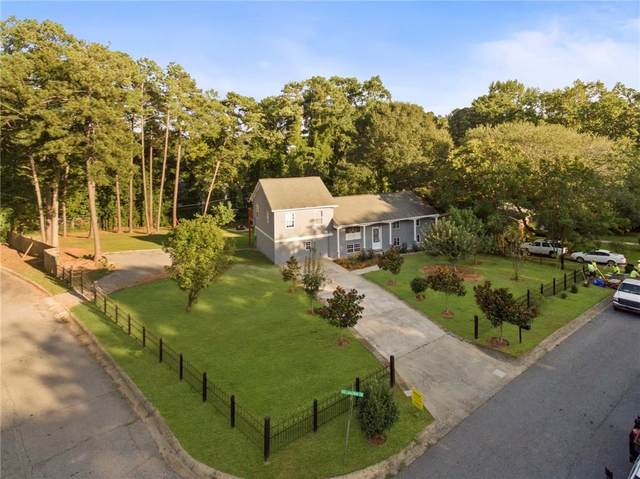 2435 Rolling View Drive SE, Smyrna, GA 30080 (MLS #6785037) :: Dillard and Company Realty Group