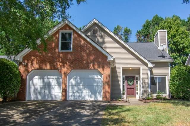 485 Brown Thrasher Court, Alpharetta, GA 30009 (MLS #6785039) :: Scott Fine Homes at Keller Williams First Atlanta