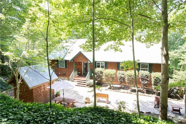 138 Mac Allan Court, Ellijay, GA 30536 (MLS #6785051) :: The Heyl Group at Keller Williams
