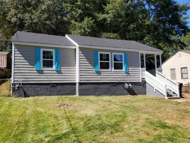 2121 Ivydale Street, East Point, GA 30344 (MLS #6785055) :: MyKB Homes