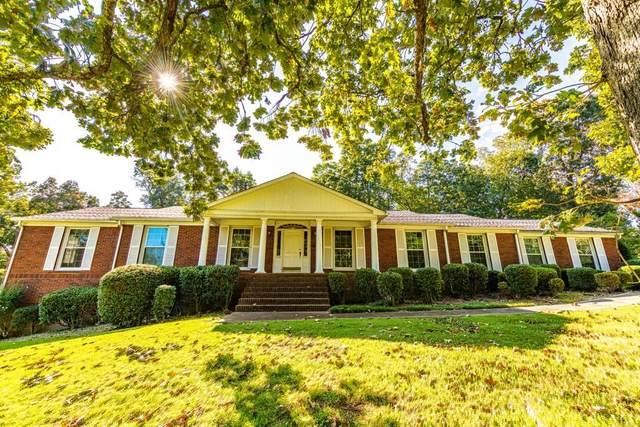 206 Sherwood Drive, Calhoun, GA 30701 (MLS #6785069) :: The Heyl Group at Keller Williams