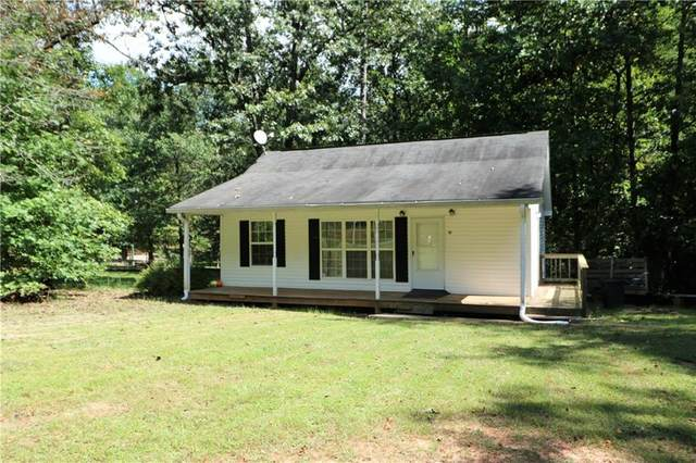 12 George Avenue, Dawsonville, GA 30534 (MLS #6785095) :: North Atlanta Home Team