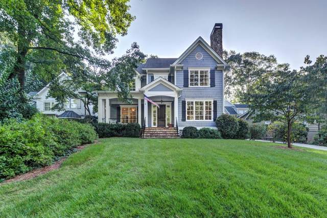 2181 Brookview Drive NW, Atlanta, GA 30318 (MLS #6785129) :: Keller Williams Realty Cityside