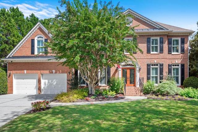 1120 Whitehall Pointe, Sandy Springs, GA 30338 (MLS #6785133) :: The Heyl Group at Keller Williams