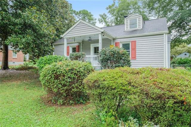 3005 Hollywood Drive, Decatur, GA 30033 (MLS #6785144) :: The Heyl Group at Keller Williams
