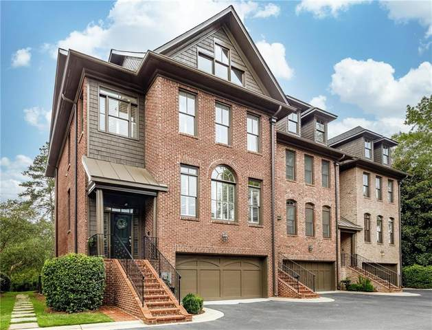 4222 Rickenbacker Drive NE #12, Atlanta, GA 30342 (MLS #6785160) :: Good Living Real Estate