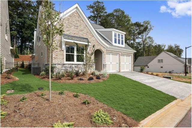357 Hotchkiss Lane, Marietta, GA 30064 (MLS #6785164) :: Dillard and Company Realty Group