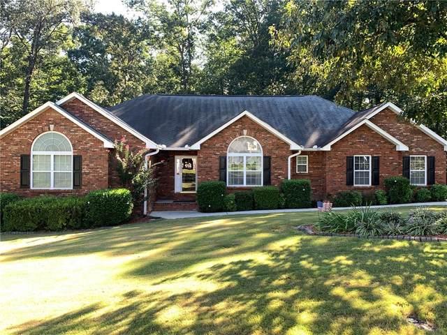 130 Shadowood Drive SE, Calhoun, GA 30701 (MLS #6785172) :: The Heyl Group at Keller Williams