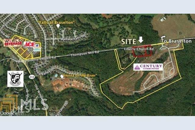487 Thompson Mill Road, Braselton, GA 30517 (MLS #6785174) :: Path & Post Real Estate