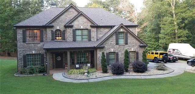 1539 Seed Tick Road, Dawsonville, GA 30534 (MLS #6785178) :: North Atlanta Home Team