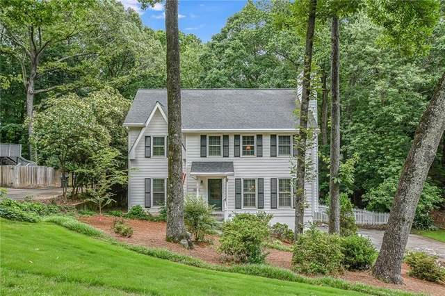 3656 Chestnut Ridge Court, Marietta, GA 30062 (MLS #6785182) :: The Butler/Swayne Team