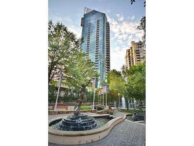 3338 Peachtree Road NE #2005, Atlanta, GA 30326 (MLS #6785221) :: Dillard and Company Realty Group