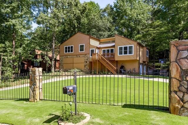 1238 Shiloh Trail E, Kennesaw, GA 30144 (MLS #6785233) :: RE/MAX Prestige