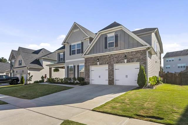 411 Royal Harmony Drive, Canton, GA 30115 (MLS #6785245) :: The Hinsons - Mike Hinson & Harriet Hinson