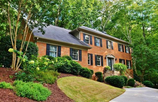 642 Tommy Aaron Drive, Gainesville, GA 30506 (MLS #6785248) :: North Atlanta Home Team