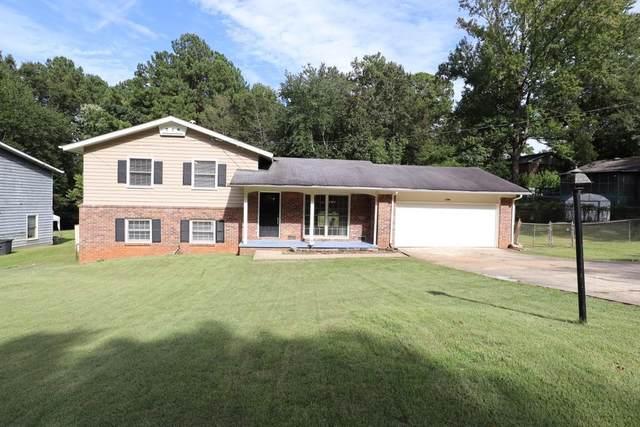 1268 S Indian Creek Drive, Stone Mountain, GA 30083 (MLS #6785254) :: North Atlanta Home Team