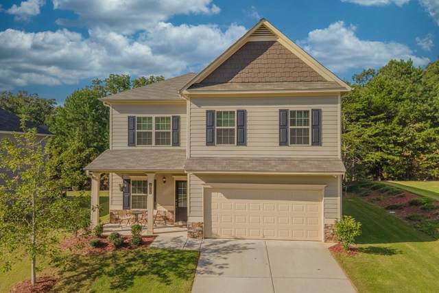 3928 SW Overlook Ridge Lane, Gainesville, GA 30507 (MLS #6785263) :: The Cowan Connection Team