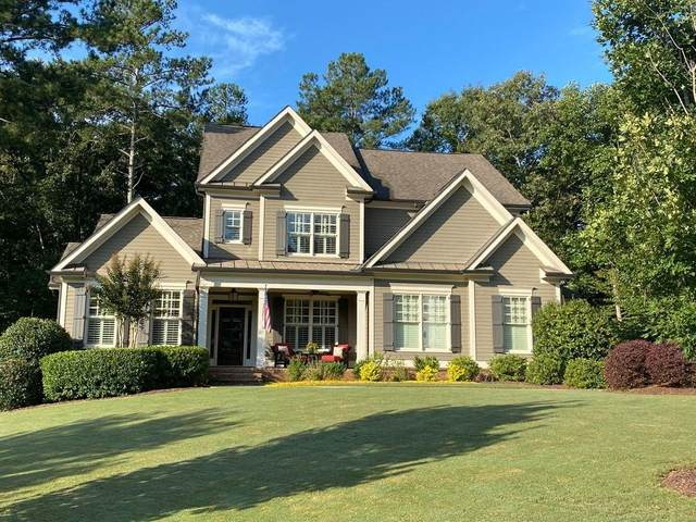 410 N Valley Creek Court, Milton, GA 30004 (MLS #6785264) :: Rock River Realty
