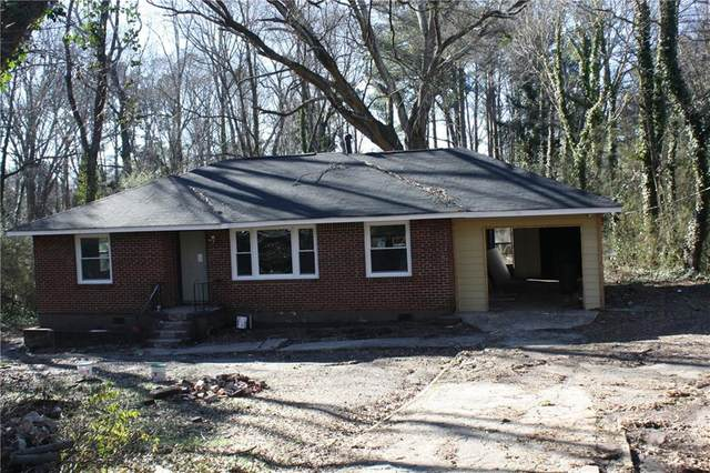 2087 Austin Drive, Decatur, GA 30032 (MLS #6785268) :: Tonda Booker Real Estate Sales