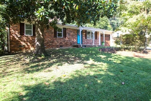 3607 Bishop Drive, Tucker, GA 30084 (MLS #6785295) :: North Atlanta Home Team