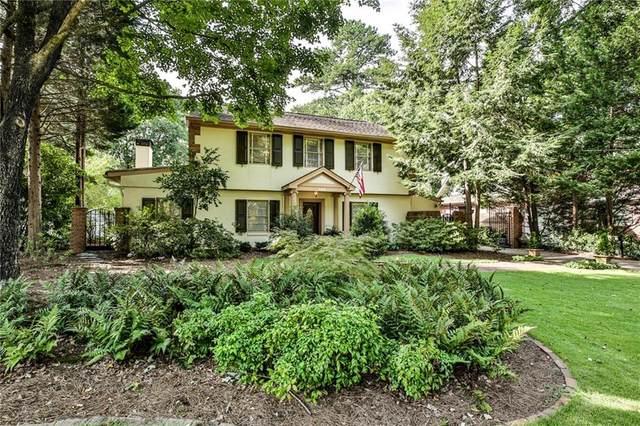 228 Mount Vernon Drive, Decatur, GA 30030 (MLS #6785300) :: North Atlanta Home Team