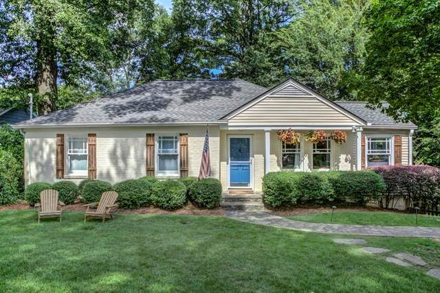 379 Lofton Road NW, Atlanta, GA 30309 (MLS #6785321) :: The Heyl Group at Keller Williams